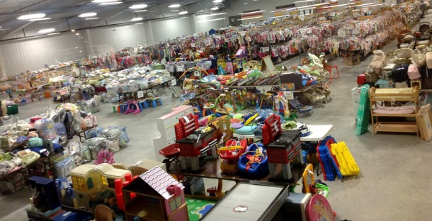 13halfpintspring sales floor full 2